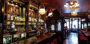 Most, Beautiful, Wooden, Bar, In, Dublin