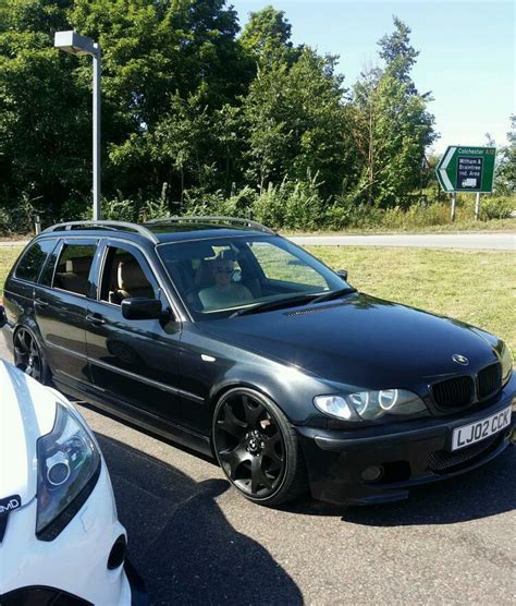 bmw e46 330d m sport touring in witham essex gumtree