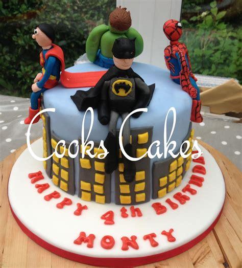 birthday cake    year  boy superheros batman