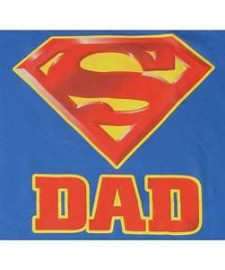 Superman Super Dad T-Shirt