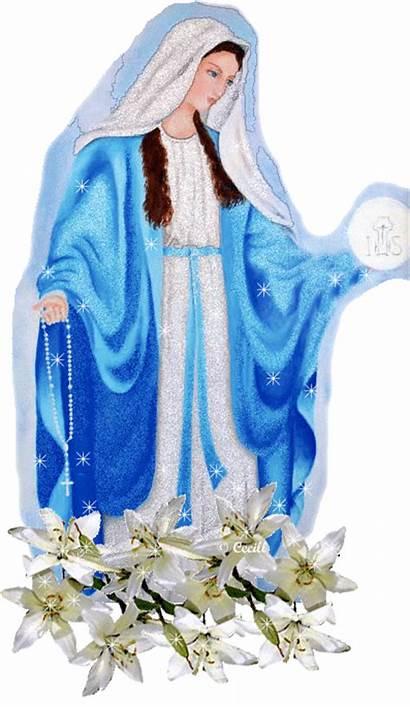Maria Virgen Marie Mois Mai Beata Comentarios