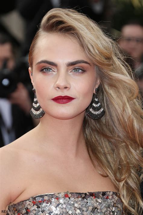 SS14 Hair Trends   Deep Side Parting   Side part
