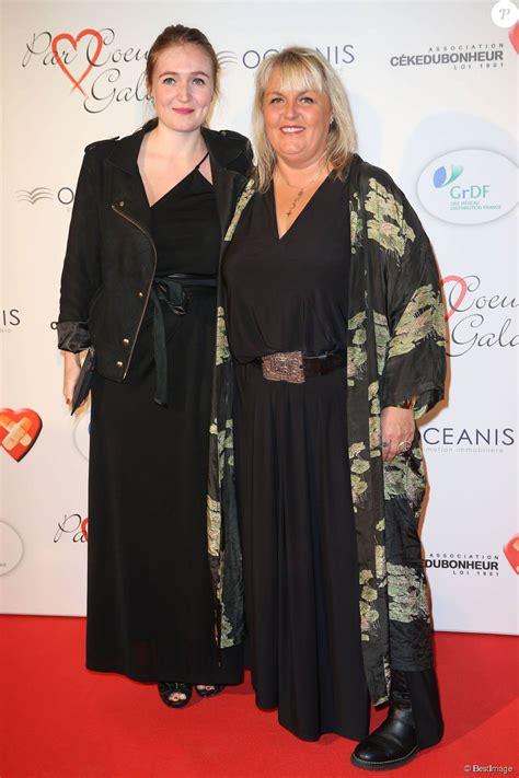valerie damidot et sa fille val 233 rie damidot et sa fille roxanne lors du par coeur gala pour les 10 ans de l association