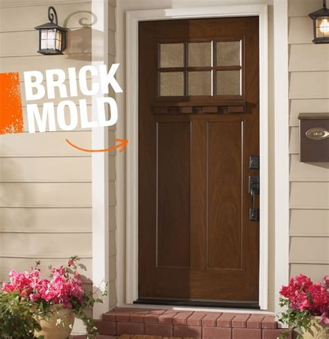 Brick Mold Is The Milled Wood (and Now Plastic) Trim That