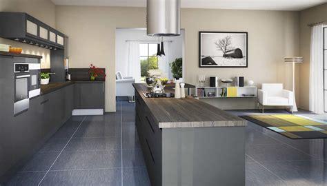 les cuisines modernes deco interieur maison cuisine