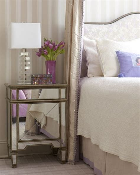 10 Effective Ways Make Living Room Stand by Uber Feminine Ways To Style The Nightstand
