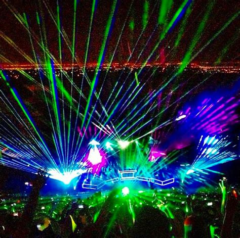 Pretty Lights by Pretty Lights Illuminates Rocks For Two Nights With