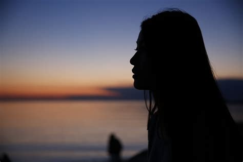 free photo portrait silhouette youth free image on