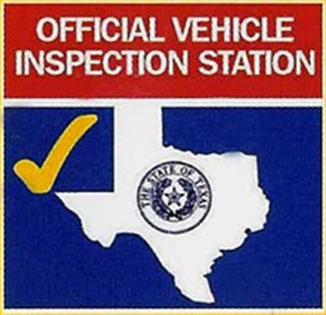 Texas Inspection Station Logo