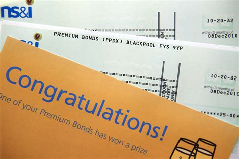 Premium Bond winners for October 2019 revealed and one new ...