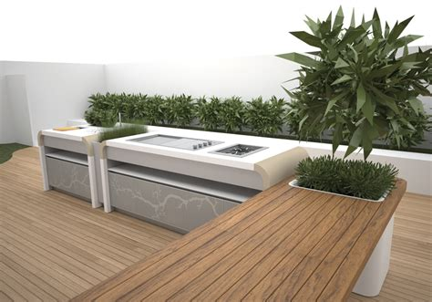 electrolux modern outdoor kitchen digsdigs
