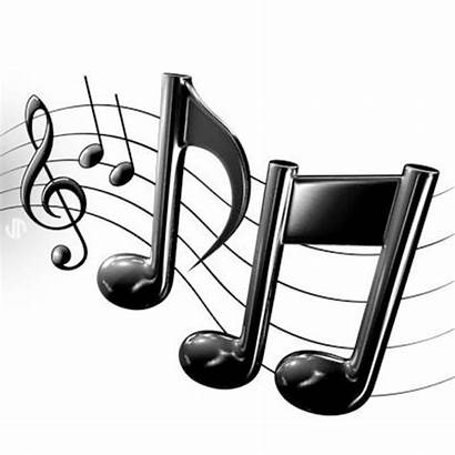Notes Drawings Musical Clipart Note Singing Song