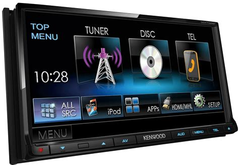 Kenwood Multimedia Systems Ddxbt Features