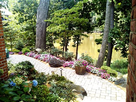 Landscape Contractors Of Annapolis » Wooded Backyard Landscape. Wall Ideas Decorating. Kitchen Color Ideas Photos. Art Ideas Newspaper. Ideas Diy Wedding. Small Bathroom With Corner Shower. Party Ideas With Mason Jars. Basket Ideas For Out Of Town Wedding Guests. Color Ideas For Kitchen And Dining Room