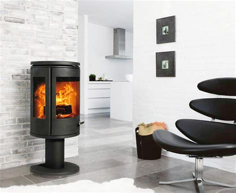 morso 7948 wood burning convector stove modern wood burning stoves other metro by