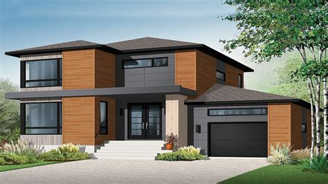 two houses 2 house modern 2 contemporary house plans