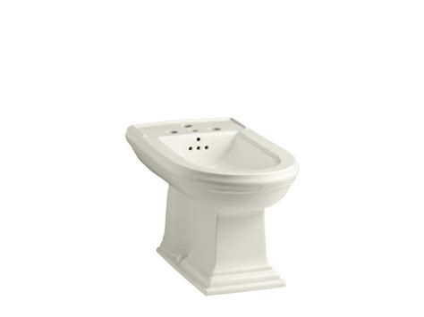 home bidet kohler memoirs bidet in biscuit the home depot canada