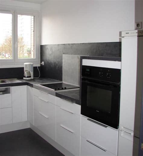deco cuisine noir et gris d 233 co cuisine gris et noir d 233 co sphair