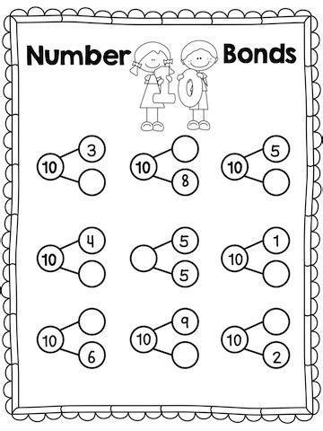 the story of 10 print learn math kit learning activities math homeschool math teaching math