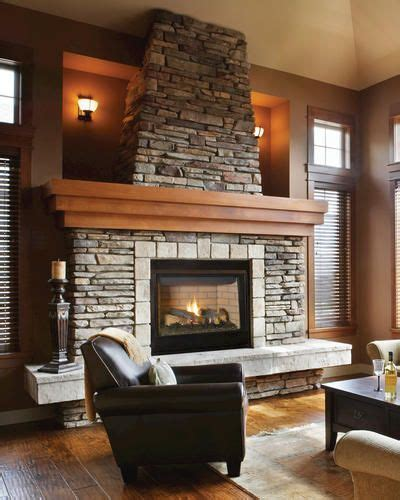 Gas Wall Fireplace by The 25 Best Vented Gas Fireplace Ideas On
