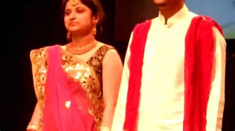 cultural fashion show india 2012 siue youtube