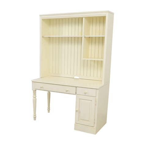 Ethan Allen Desk With Hutch - 90 ethan allen ethan allen vanilla wood desk with