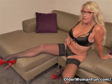Blonde Milf Bianca From Canada Needs Getting Off Free