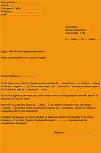 Documents Pour Compromis De Vente : modele pour une offre d 39 achat maison document online ~ Gottalentnigeria.com Avis de Voitures