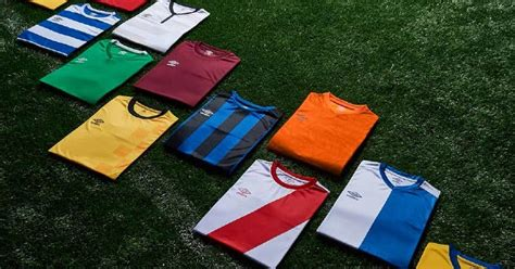 classy umbro teamwear kits revealed footy headlines