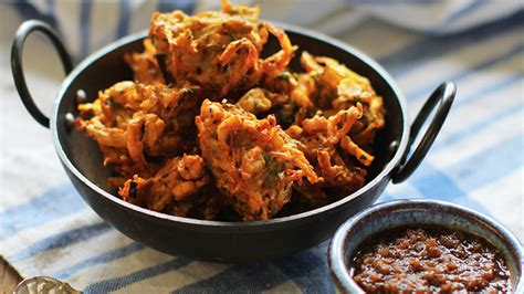 vegetable pakora hari ghotra