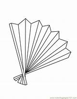 Fan Electric Template Coloring Pages Templates sketch template