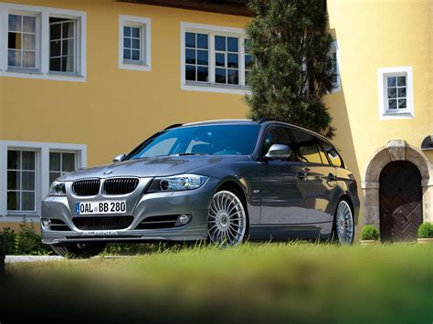 bmw  series  alpina automobiles