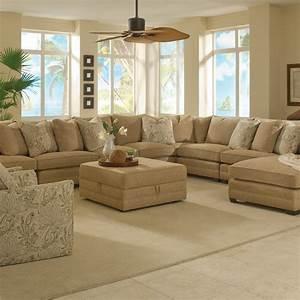 Large sectional sofas elegant large sofas with the luxury for Luxury large sectional sofa