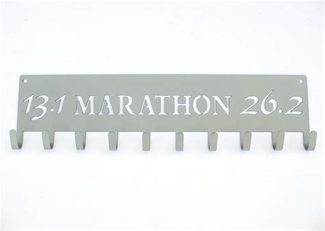 13 1 marathon 26 2 medal hanger