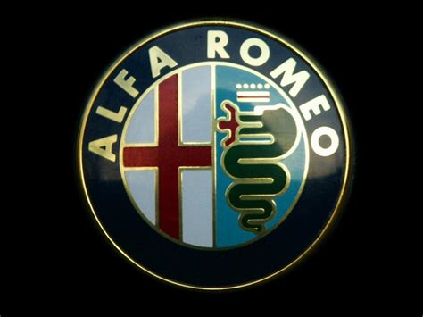 alfa romeo logo alfa romeo logo wallpapers desktop backgrounds for free