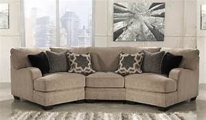 sofa with cuddler cuddler thesofa With small sectional sofa with cuddler