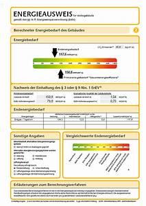 Energieverbrauchskennwert Berechnen : was bedeutet energieverbrauchskennwert solarenergie f r zu hause ~ Themetempest.com Abrechnung