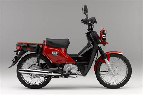 honda cube new honda cub visordown