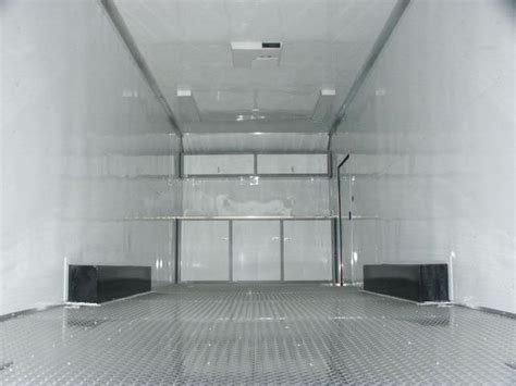 Recessed Light Trim by Hercules Enclosed Cargo Trailers Homesteader Trailers