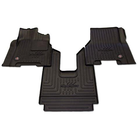 minimizer floor mats freightliner fkfrtl3mb works