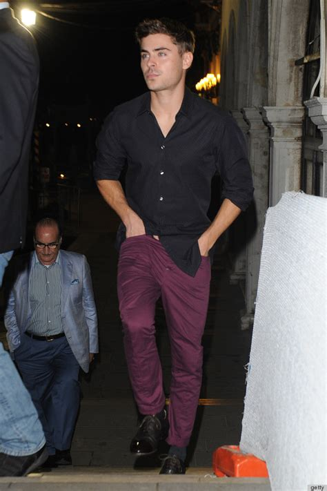 These Ridiculous Outfits Were Meant For Zac Efron (And Zac