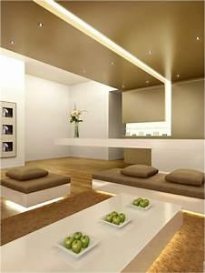 Beleuchtung Im Wohnzimmer : modernes wohnzimmer gestalten leicht gemacht ~ Bigdaddyawards.com Haus und Dekorationen