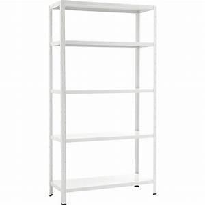 Metall Gartenbank Weiß : obi metall steckregal wei 195 x 100 x 40 cm kaufen bei obi ~ Markanthonyermac.com Haus und Dekorationen