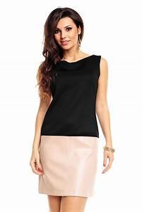 robe chic et tendance pas cher robe courte tendance noir With robe tendance pas cher