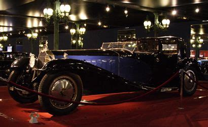 Thus, it was the largest bugatti both in length and engine displacement. 1931 Bugatti Type 41 Royale - Classic Cars | Gayot | Bugatti, Oldtimers