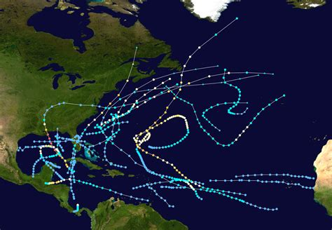 1969 Atlantic Hurricane Season Wikipedia
