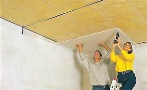 Decke Abhängen Anleitung Holz : decke verkleiden ~ Frokenaadalensverden.com Haus und Dekorationen