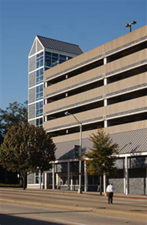 vcu parking deck locations n deck faculty staff parking vcu maps