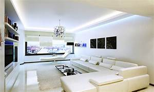 25 HEAVENLY WHITE INTERIOR DESIGNS - Godfather Style