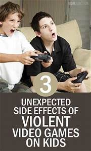 Good thesis for video game violence